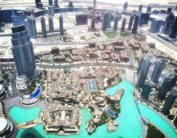 世界No.1が集まる国!ドバイのおすすめ人気観光スポットまとめ