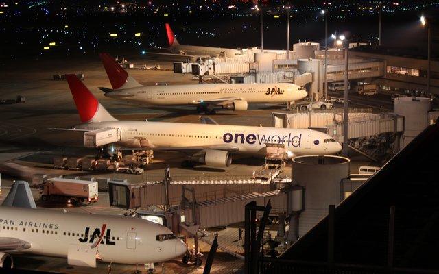 羽田空港 第1旅客ターミナル (HND/RJTT)