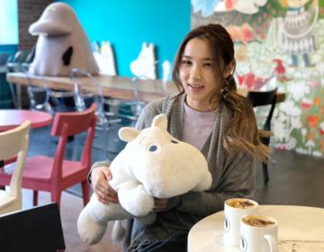 ソウルおすすめカフェ『MOOMIN&ME』ムーミン世界観味わう‼︎明洞周辺インスタ映えスポット
