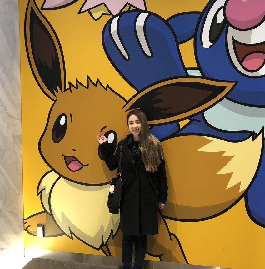 ポケモンカフェ (Pokémon Cafe)
