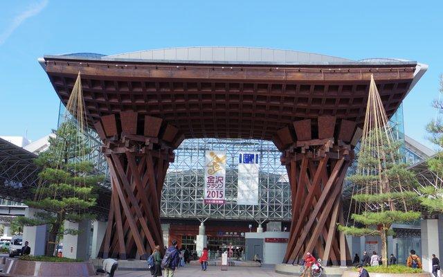 金沢駅 (Kanazawa Sta.)