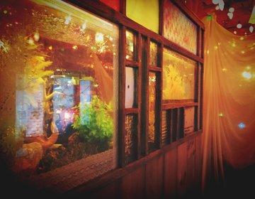【幻想的な空間でおしゃれなランチ♡】渋谷の隠れ家レストランでLet's女子会!