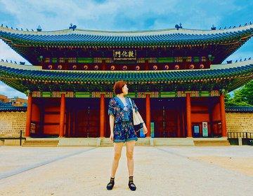 【韓国北村】おすすめな韓国っぽいフォトジェニックなフォトスポット!まるで映画の世界。