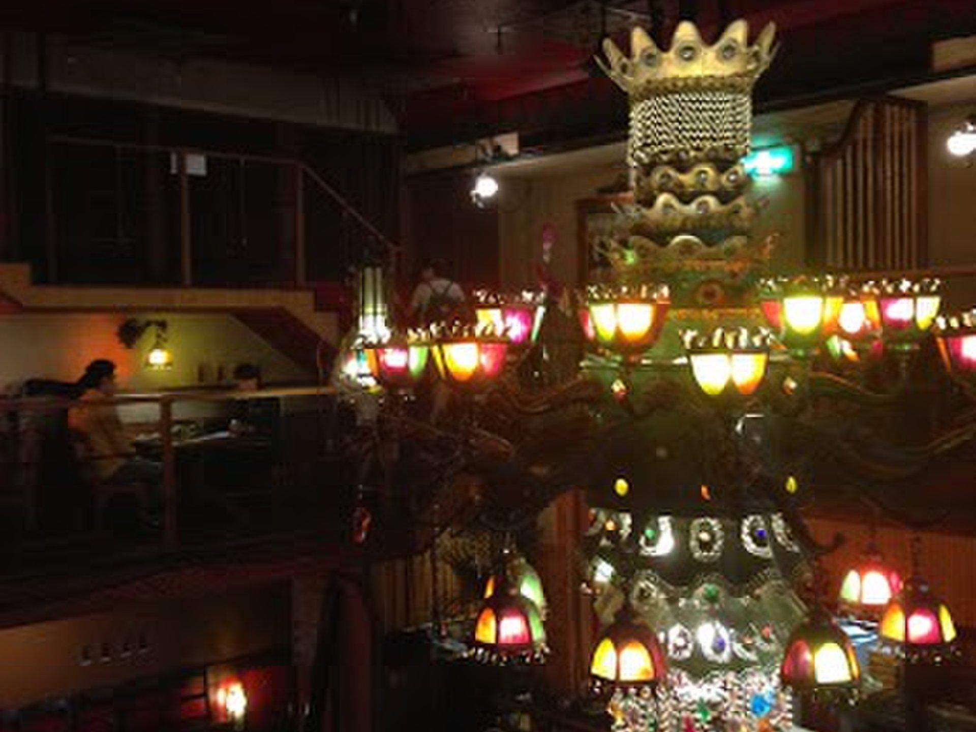 雨の日デートにおすすめ!代官山の穴場スポット「モンスーンカフェ」デートにおすすめ!