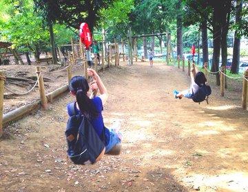 【お金をかけずに遊びたい人必見!大人も楽しめるアスレチック】平和の森公園で子供と一緒に汗をかこう♪