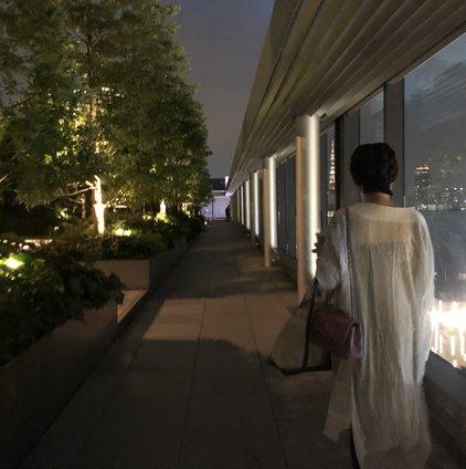 屋上庭園「GINZA SIX ガーデン」