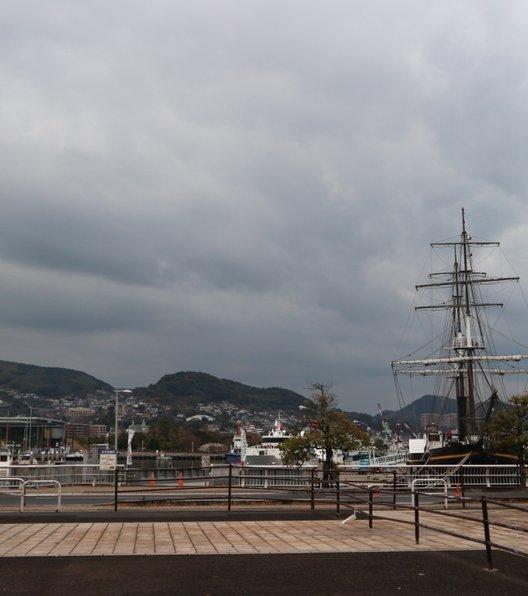 長崎港フェリーターミナル