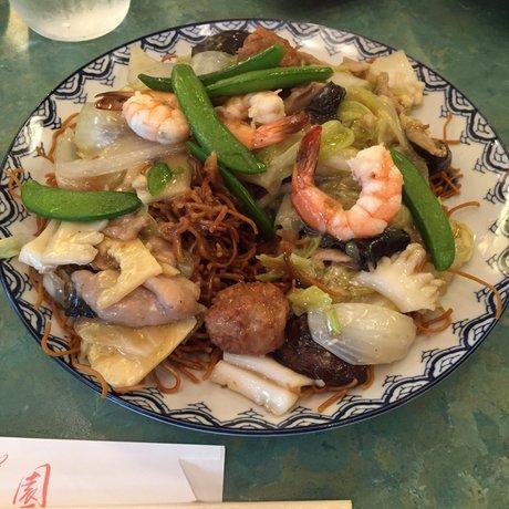 中国菜館 慶華園