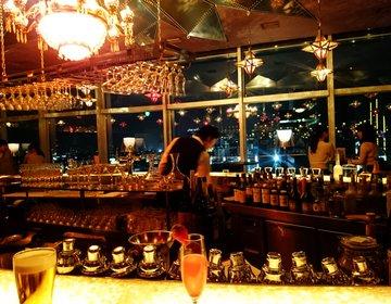 渋谷夜デート/夜景が綺麗な高層バーregart!おすすめの席