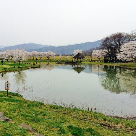 川中島古戦場