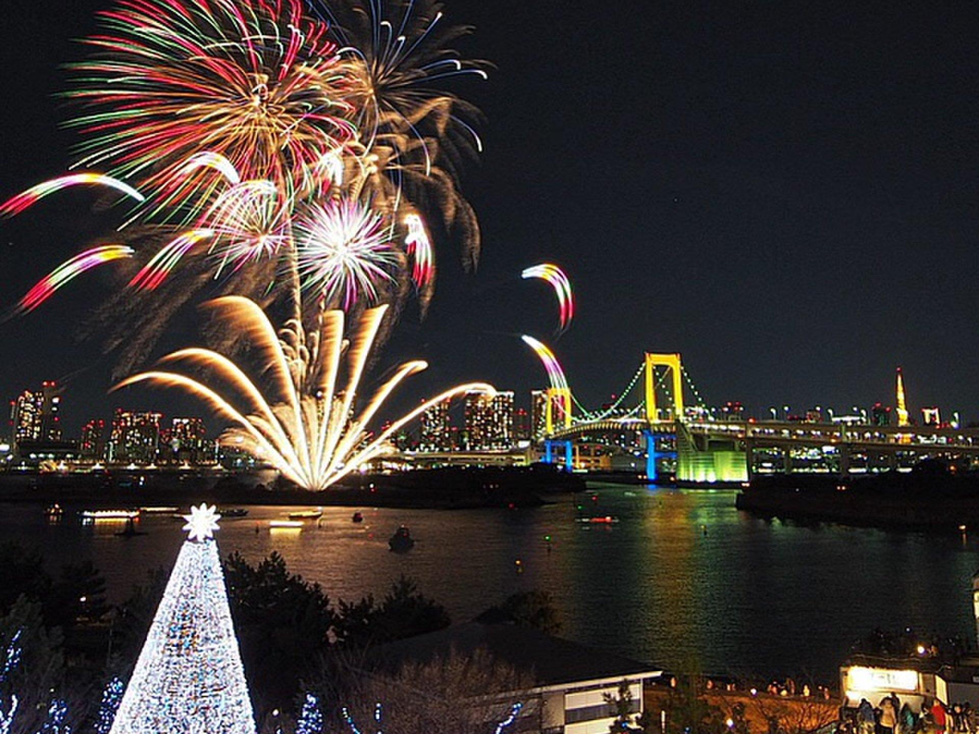年末年始は東京で過ごそう!テンションが上がるイベント10選
