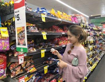 オーストラリアおすすめお土産♡海外スーパーでお買い物!