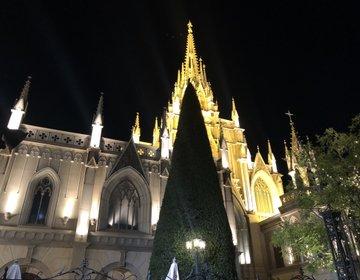 表参道ヒルズ周辺クリスマスじゃなくても一年中観れる綺麗なライトアップ