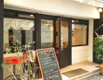 新富町・築地で隠れた名店でコスパの良い前菜とリゾット