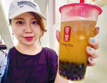 1番空いてるゴンチャはココ!時間帯によっては待ち時間ゼロ、浅草のおすすめタピオカ専門店gongcha