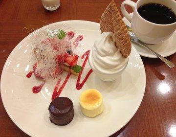 【札幌】幅広い世代で大人気♡「KINOTOYA Cafe」各店限定スイーツも!【大丸店/大通公園店】