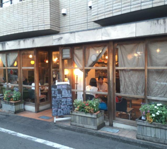 ビオ・オジヤン・カフェ 下北沢