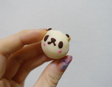 【このパンダ、愛おしい】可愛すぎるドーナツたちに一目惚れ。上野駅ナカスイーツ・シレトコドーナツ ♡