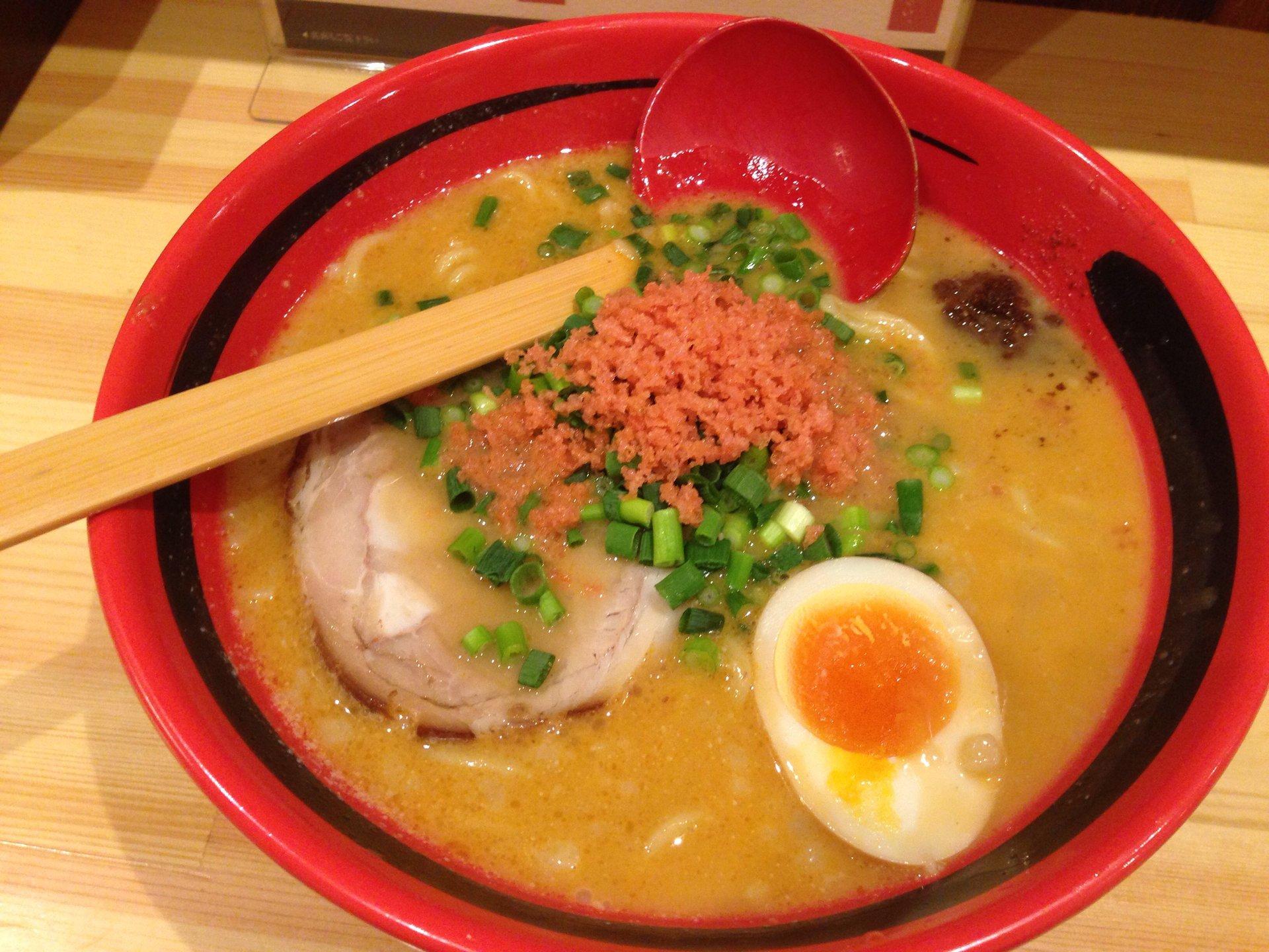 【西新宿ラーメン】今年一番の人気!えびそば一幻西新宿店
