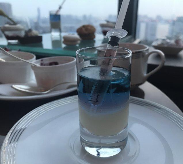 バー&ラウンジ 「トゥエンティエイト」 コンラッド東京