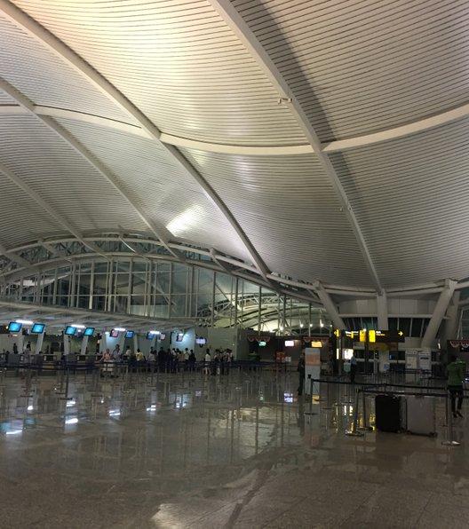ングラ・ライ国際空港(バリ島)