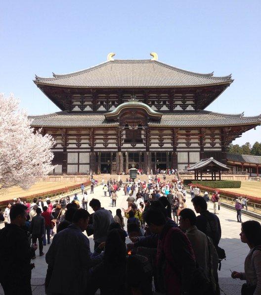 東大寺金堂(大仏殿)