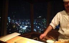 XEX ATAGO GREEN HILLS / tempura & sushi An