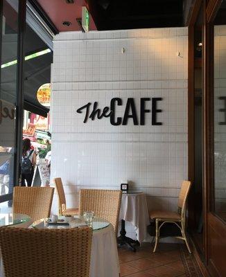 聘珍茶寮・ザ・カフェ 中華街店
