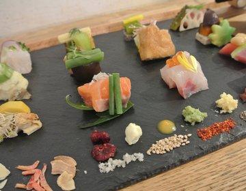 2時間待ちでも食べたい!行列必須の京都ランチ「AWOMBの手織り寿司」徹底レポート!