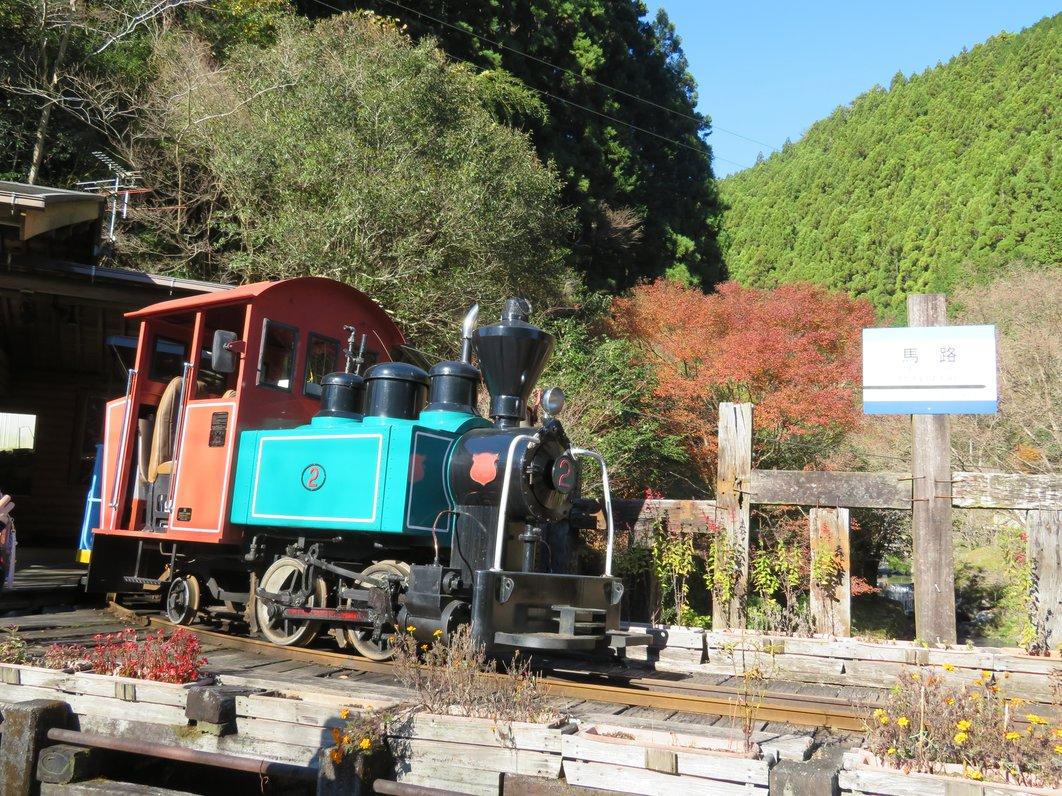 森林鉄道・インクライン
