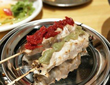 歌舞伎町レッドのれん街にあるおいしい焼き鳥屋さんを発見!入り口入ったすぐ。コスパ良し
