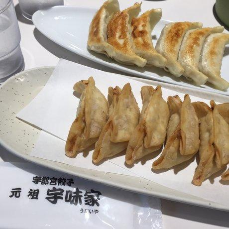 元祖 宇味家 宇都宮駅前店
