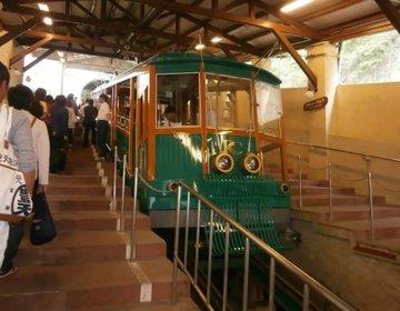 六甲山天覧台から神戸の街を見る!さらにオルゴールミュージアムへ!