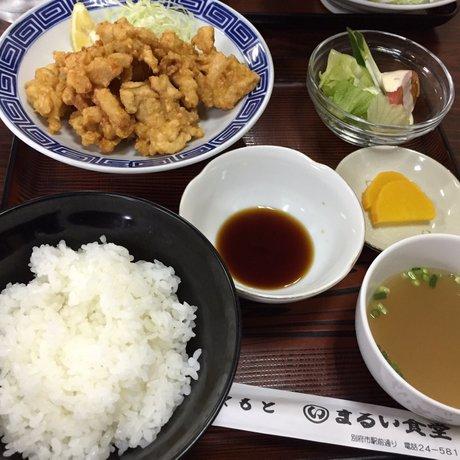 【閉店】まるい食堂