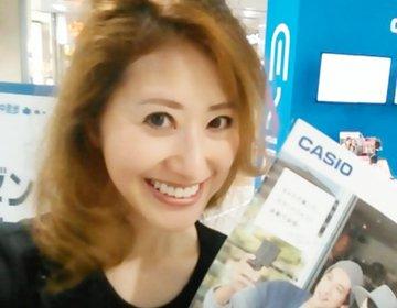 名古屋と言えば☆シャチホコ!「CASCIO」エクシリムオートトランスファーイベント名古屋でも開催