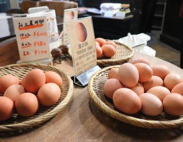 高級ブランド卵食べ放題!喜三郎農場の卵かけごはん定食がアツい