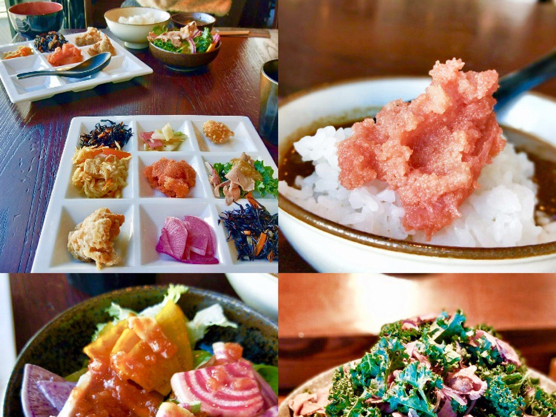 ローストビーフも食べ放題!明太子も激ウマカレーも♡渋谷おすすめ「もつ吉」で絶品ランチ。土日も営業♪