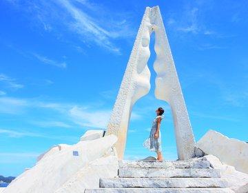 まるで天空の城!関西から日帰りで行ける井口島 耕三寺にある未来心の丘へ行こう!