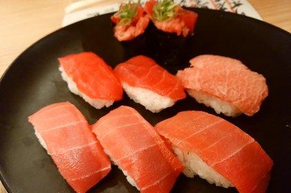 さかなやのmaru寿司 ルクア1100店