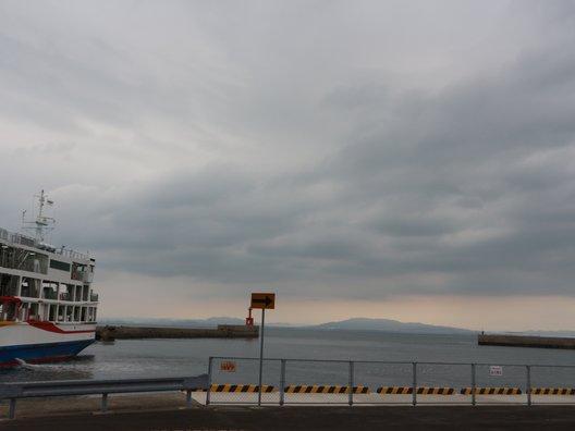 多比良港フェリーターミナル