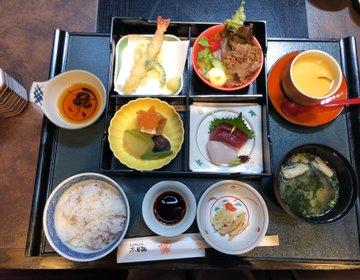 木曽路=しゃぶしゃぶはもう古い!たったの1,000円でじゅわっとした贅沢な天ぷらを堪能