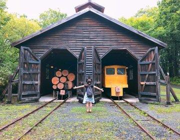 札幌で混雑しない穴場観光したいならここ!開拓の村で1日歴史を学んじゃおう。