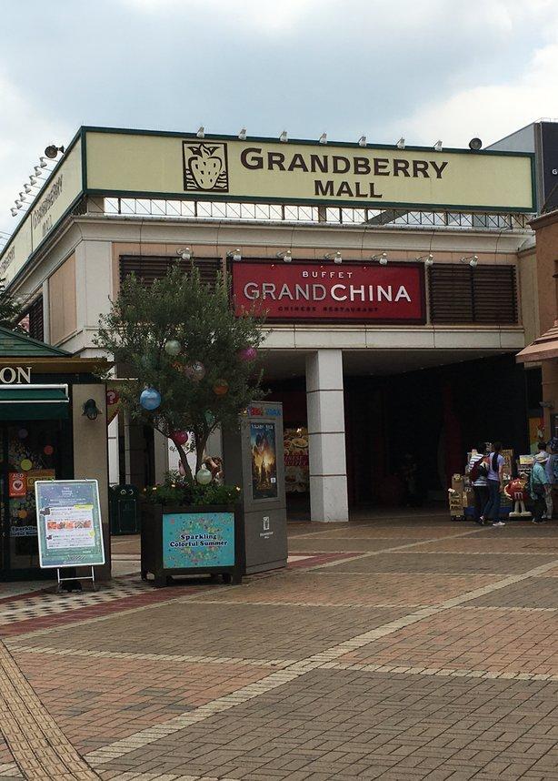 マクドナルド 南町田グランベリーモール店