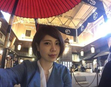両国駅徒歩30秒!江戸NORENって魅力的な美味しいお店ばかりなことを発見!