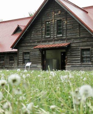 札幌農学校第二農場 (モデルバーン)
