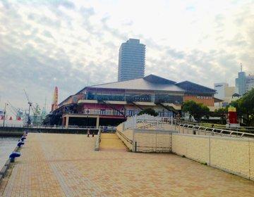 【神戸港エリアを散策!】umieモザイク メリケンパーク?!海沿いの神戸休日お散歩プラン!