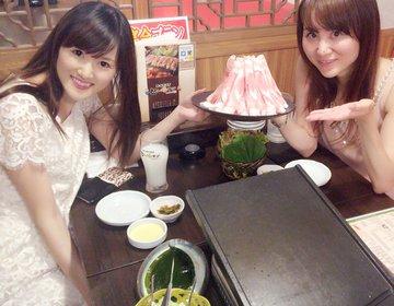 【大宮×焼肉女子会】安くて美味しい!豚・焼肉酒房 とん豚テジ 大宮店