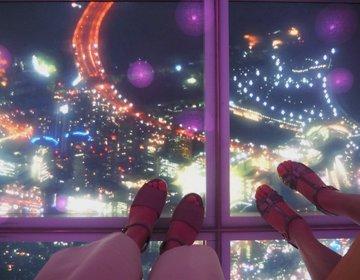 きれいすぎ♡【池袋・サンシャイン展望台】夜景以外の見どころも満載!デートにぴったり♪
