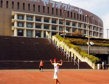 九州で野球と言ったらやっぱりホークス!!カップルで野球観戦!