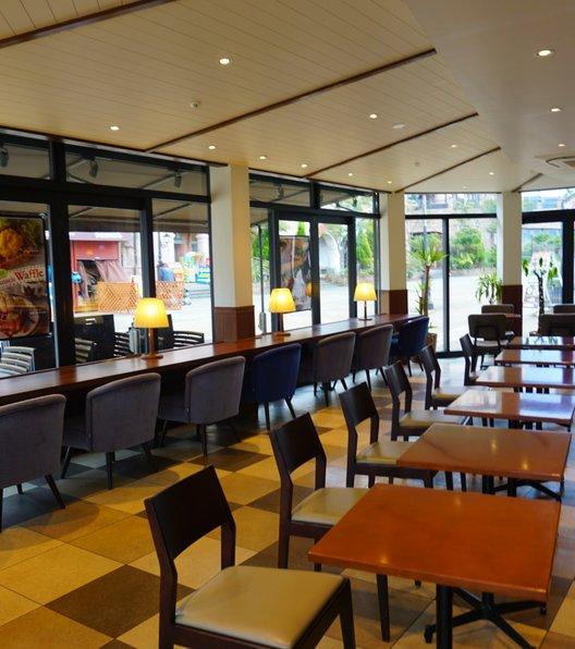 タリーズコーヒー 和歌山マリーナシティ店
